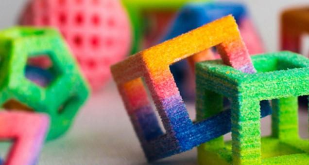 3D食品列印